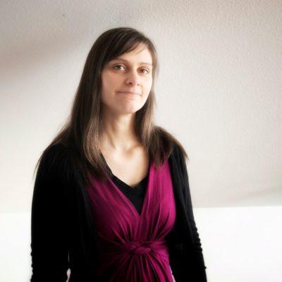 Katrin, Sängerin der Vocal Berries